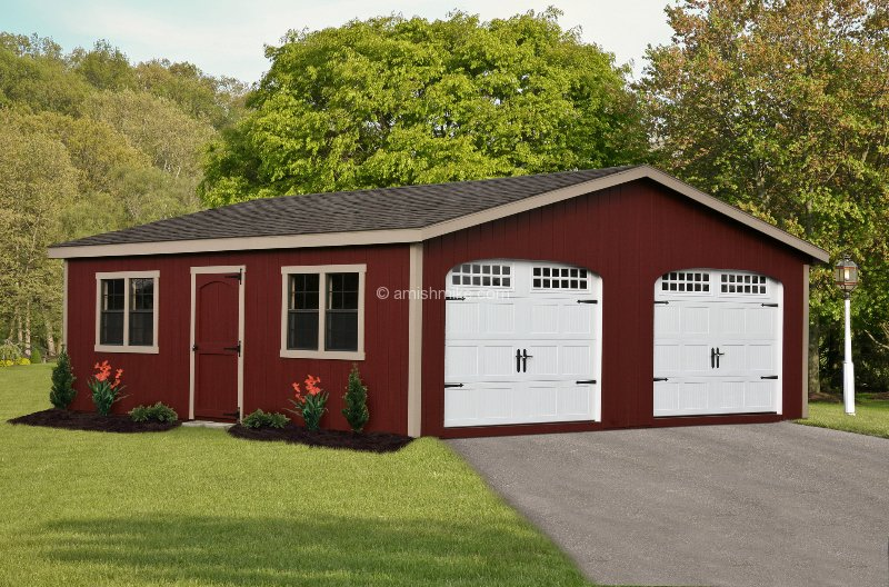 28 Double Car Garage Two Car Garage Plans 2 Car