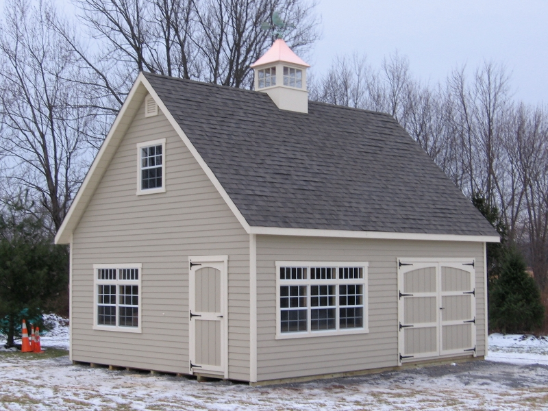 2 Story A Frame Sheds Amish Mike Amish Sheds Amish