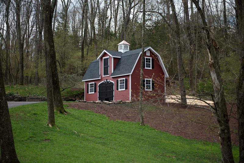 2 Story Dutch Sheds Amish Mike Amish Sheds Amish Barns