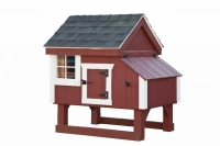 3' x 3' A-Frame Chicken Coop
