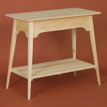 DR-376 Large Shaker Table 35wx17 1/2dx30 1/2h$95.00