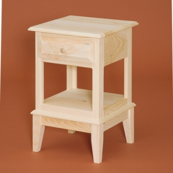 DR-460 Shaker End Table 17wx17dx$120.00