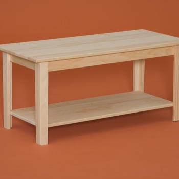 DR- 564 Coffee Table 40wx17 3/4dx18 1/2h$100.00