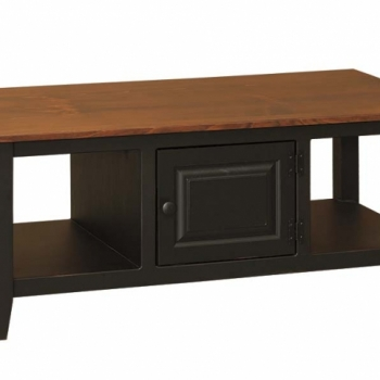 J-225 Coffee Table with Doors 47 1/2wx23 1/2dx18 3/4h$370.00