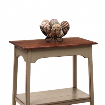 K-1327 Garden Style Table 32wx17dx30 1/2h$300.00