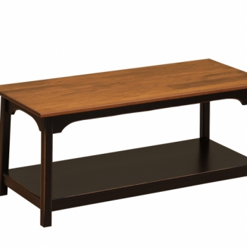 K-1440-44in Shaker Coffee Table 44wx20dx19h$325.00
