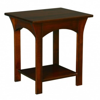 "monarchendtable  CCC- 826 Monarch End Table 18""D x22""L x 23""H"