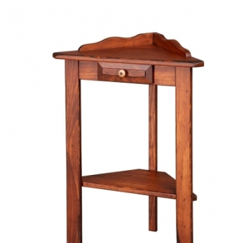 HB-49 Corner Table 22wx27hx12d$180.00
