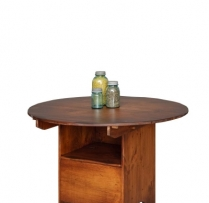 HB-25-H-A 4' Tilt Top Table 36lx48w