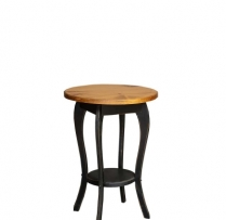 "HB-46 20"" Round Lamp Table 20wx27h"