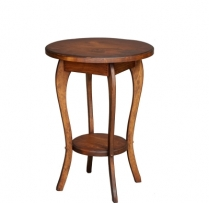 "HB-46 20"" Round Lamp Table 20wx27h$205.00"