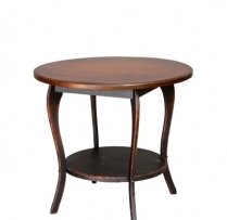 "HB47-A 30"" Round Lamp Table 30wx37h"