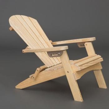 FS-2 Folding Chaise Adirondack Chair