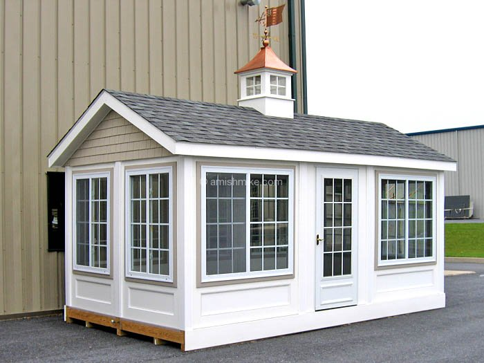 All season rooms amish mike amish sheds amish barns for All season rooms