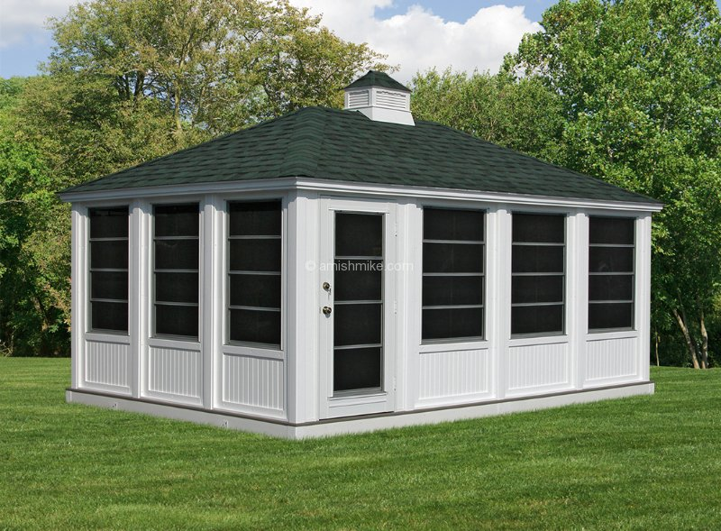 All Season Rooms Amish Mike Amish Sheds Amish Barns