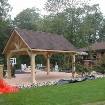 12'x16' Alpine Pavilion