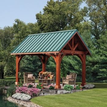 Alpine Pavilion 1