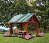 Alpine Pavilion 2