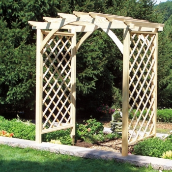 "LS-Rainbow Top Arbor Available  36""-$640  48""-$700  And 67 ""- $840"