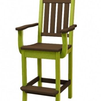 Keystone Bar Chair w/ Arms