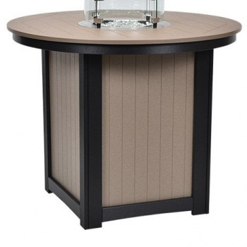 """: Donoma 44"""" Round Fire Table"""