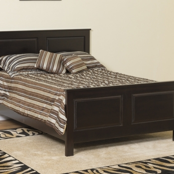IE-52 Queen Panel Bed Set (IE-51 Full Bed) (IE-53 King Bed)