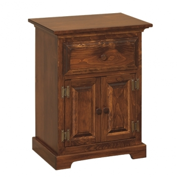 IE-43 1 Drawer Nightstand 22 1/2wx14 1/2dx29h