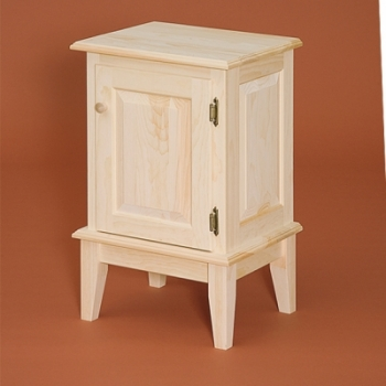 DR-461 Shaker Night Stand 17wx14 1/4dx27h