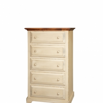 HB-81 Chest of Drawers 32wx52hx21d