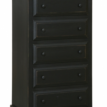 IE-57 Five Drawer Chest 31wx21 1/2dx52h