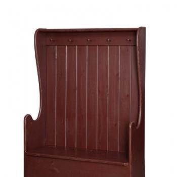 HB-100 4' Settle Bench 50wx68hx17d