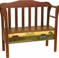 K-643-Large Storage Bench 41wx15 1/2x37h
