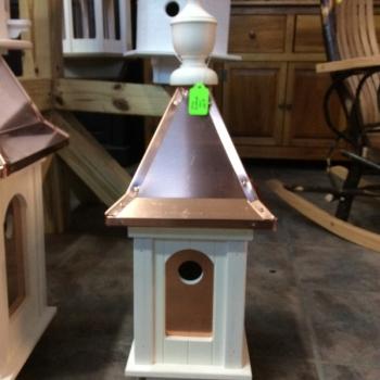Manor Birdhouse Small $150