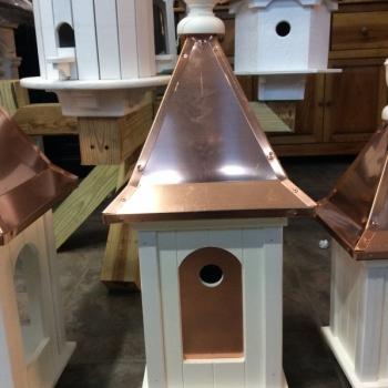 Manor Birdhouse Large $190