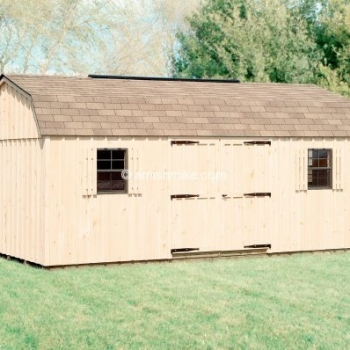 10' x 20' Dutch Barn