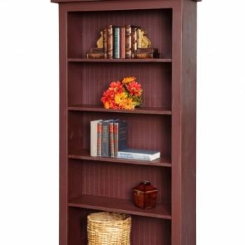 HB-20 6' Bookcase 36wx72hx14d