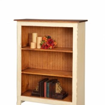 HB-22 4' Bookcase 36wx48hx14d