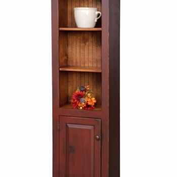 HB-23-A large Library Cabinet 22wx72hx14d