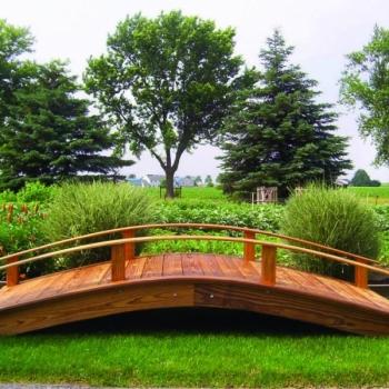 Garden Bridge, 4' $340 6' $490 8' $630 12' $920 14' $107016' $122018' $1430 20' $1560