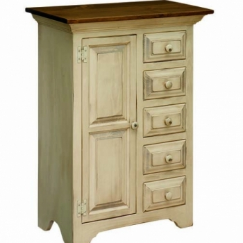 J-26 Sewing Cabinet 27wx14dx37h
