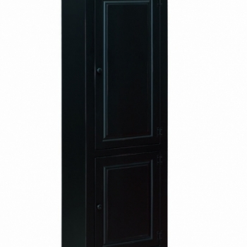 J-150 Bookcase with Solid Doors 27 1/2wx14dx72h