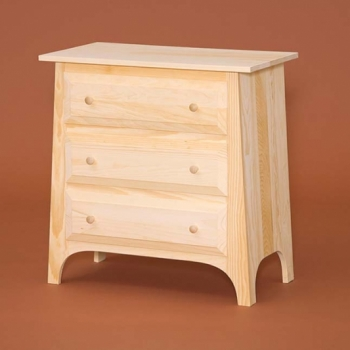 DR-520 Small Chest of Drawers 29 1/2wx16dx30 1/2h