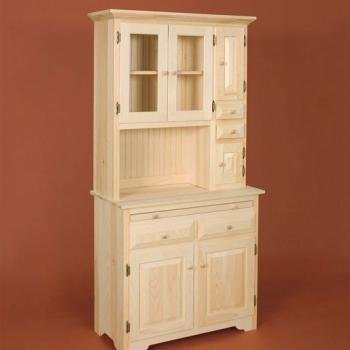 DR-192 Hoosier Cabinet 35 1/2wx18dx73h