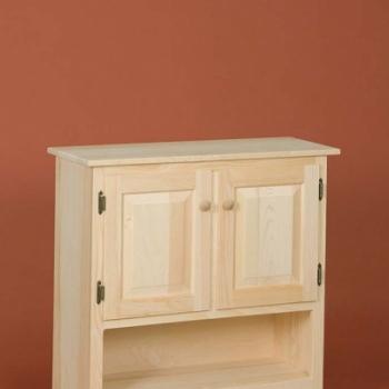 DR-288 2 Door Hunter Cabinet 32wx12dx32h