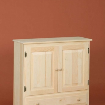 DR-290 Countryside Hutch Bottom 36wx13dx15h