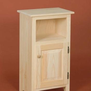 DR-350 1 Door Hunter Cabinet 18w12dx32h
