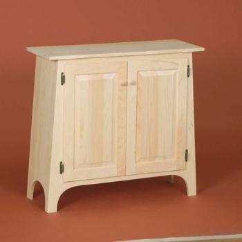 DR-377 2 Door Hall Cabinet 35 1/4wx13 1/4dx32h