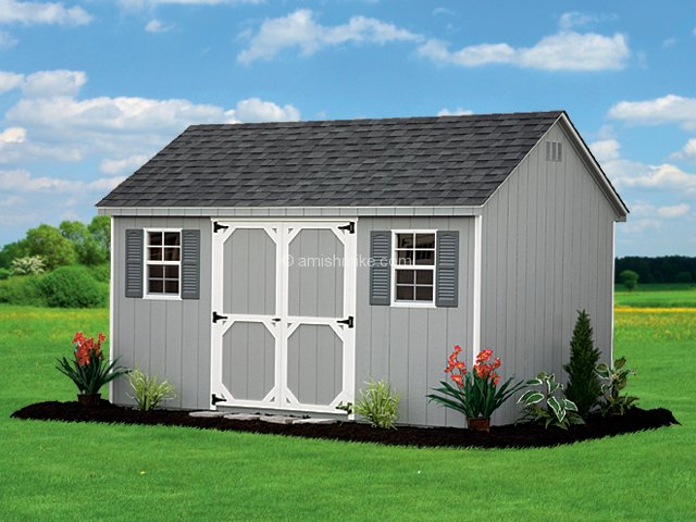 Traditional Series Cape Cod Sheds Amish Mike Amish Sheds Amish