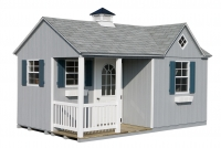 10x16 Cape Cod Shed