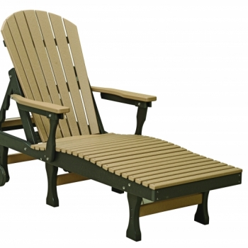 """Comfo Back Chaise Lounge 28""""Wx72""""Lx43""""H {PCCL7400} $710"""